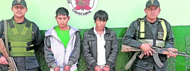Churcampa: Delincuentes armados desatan terror en la carretera!
