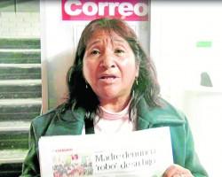 Tayacaja: Obstetriz vinculada a desaparición de gemelo se defiende.!