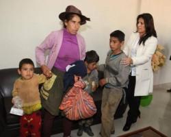 Vraem: Ejército rescata familia secuestrada por Sendero Luminoso.!!