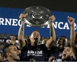¡Alianza Lima campeón! Ganó 5-3 en penales a la San Martín.!