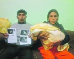 Huancavelica: Denuncian robo de bebé gemelo.!
