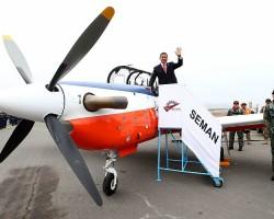 Ollanta Humala presentó aviones de instrucción KT-1P para lucha antidrogas.!!