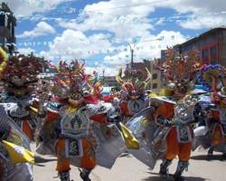 Fiesta de la Candelaria fue declarada Patrimonio Cultural Inmaterial de la Humanidad.!!