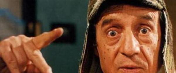 Murió Roberto Gómez Bolaños, el creador de El Chavo del 8.!!
