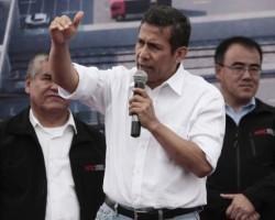 Humala: 'Los que protestan contra ley laboral juvenil son los universitarios'.!!