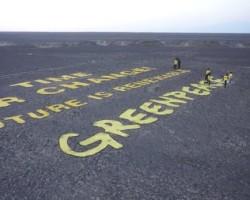 Líneas de Nasca: Activistas de Greenpeace recibirían hasta 8 años de cárcel.!!