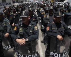 5 mil policías en alerta por fiestas en la región.!!