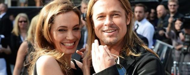 "Angelina Jolie: ""Estar casada con Brad Pitt es maravilloso"".!!"