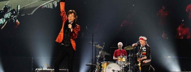 The Rolling Stones cautivó a miles de fans en el Monumental.!!