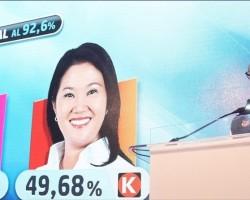 Elecciones2016: ONPE difunde nuevo avance de resultados al 92.55% de actas procesadas.!!