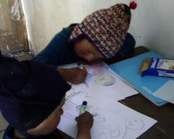 Huancavelica: horario de ingreso a colegios se retrasa 30 minutos por heladas.!!