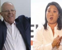 Elecciones 2016: PPK y Keiko Fujimori ¿A cuántos votos equivale la distancia que los separa?.!!