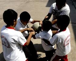 Violencia escolar: Más del 70% de escolares han sido víctimas de agresiones.!!