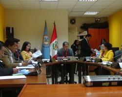 Gobierno Regional de Huancavelica informará logros y avances del primer semestre 2016.!!