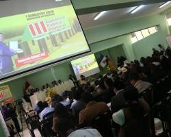 III Audiencia Publica: Glodoaldo invierte más 59 millones en proyectos en el primer semestre del 2016.!!