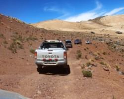Junín: autoridades locales evalúan ruta alterna a la carretera Central.!!