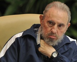 Fidel Castro murió a los 90 años.!!