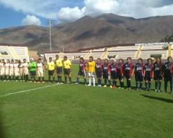 Echa Muni: Se inició la Etapa Regional del Futbol Femenino Nacional.!!