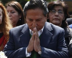 Expresidente Alejandro Toledo recibió US$ 20 millones en sobornos de Odebrecht.!!