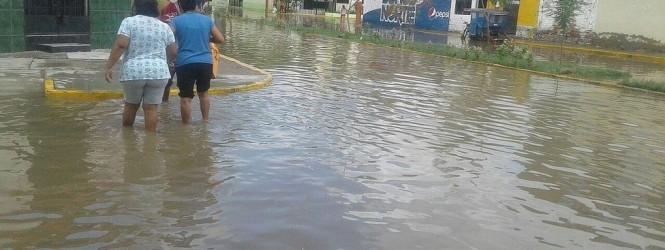 Piura: pérdidas causadas por lluvias en infraestructura ascienden a S/ 400 mllns.!!