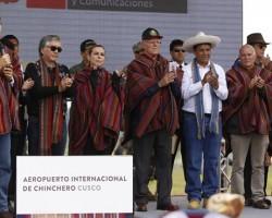 Caso Chinchero: Fiscalía espera informe de Contraloría sobre responsabilidad penal.!!