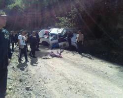 Huanta: dos policías muertos en emboscada de presuntos narcoterrositas.!!