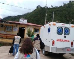 Susalud detecta deficiencias en centros de salud de Huancavelica.!!