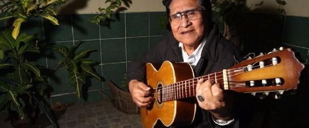 """Falleció el compositor de """"Cholo Soy"""" Luis Abanto Morales.!!"""