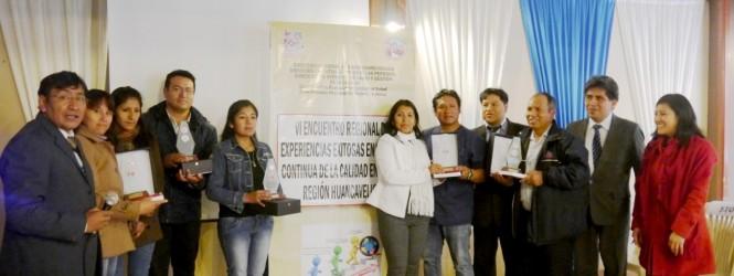 Tayacaja logra primer lugar en concurso de experiencias exitosas en mejora de la calidad en salud.!!