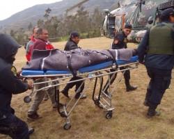 Churcampa: Tres policías muertos dejó ataque de presuntos terroristas en carretera.!!