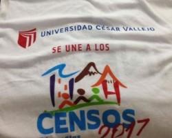 Censo 2017: Congreso citará a jefe del INEI por convenio con Universidad César Vallejo.!!