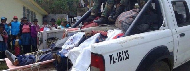 Surcubamba: Camioneta cae al abismo y mueren 8 docentes que iban a bordo.!!