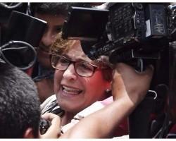 Susana Villarán está impedida de salir del país durante los próximos 8 meses.!!