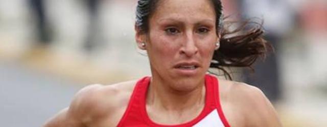 Gladys Tejeda gana medalla de oro en los Juegos Bolivarianos.!!