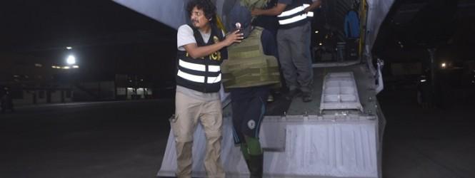Capturan a tres terroristas y desbaratan a colaboradores de Sendero Luminoso.!!