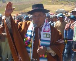Alcalde de Acobamba con orden de captura y de ingreso al penal por 9 meses.!!