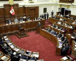 Congreso otorga voto de confianza al Gabinete Villanueva.!!