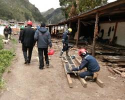 Contraloría advierte riesgos en obra de mejoramiento y ampliación del Estadio IPD Huancavelica.!!