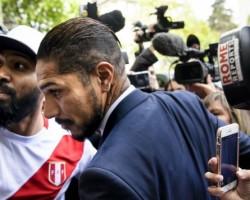 Paolo Guerrero: abogados afirman que fallo del TAS saldría antes de la primera convocatoria para Rusia 2018.!!