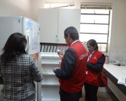 Contraloría alerta riesgos en hospitales de Huancavelica por deficiencias en principales servicios de salud.!!