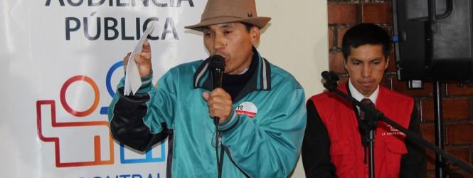 Ciudadanos de Castrovirreyna denuncian obras inconclusas y nepotismo en la contratación de funcionarios.!!