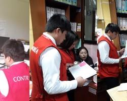 Cerca de cien funcionarios de confianza no cumplen con perfil profesional en Región Huancavelica.!!