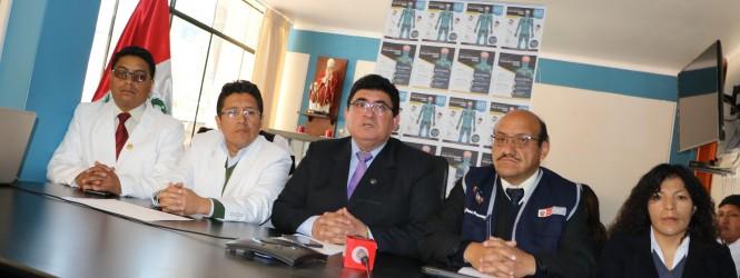4 casos probables de Guillain Barré en Huancavelica.!!