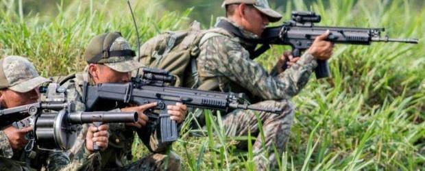 Tres militares murieron tras enfrentamiento con terroristas el Vraem.!!