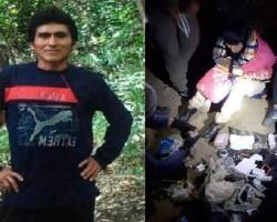 """Capturan a """"Julio Chapo"""", alto mando terrorista en el Vraem.!!"""