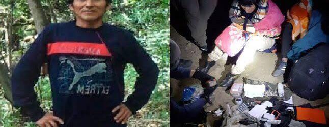 Capturan a «Julio Chapo», alto mando terrorista en el Vraem.!!