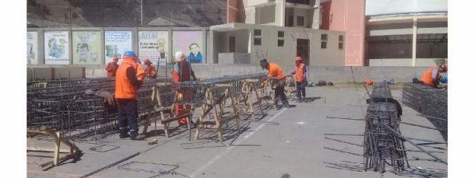Alertan riesgos en valorización a trabajos que no se habrían realizado en obra Mosqueta de Pampas.!!