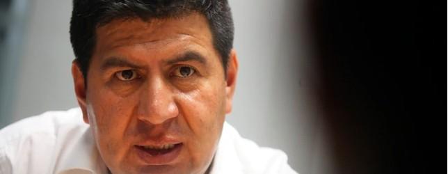 Huancavelica: sentencian a gobernador Maciste Díaz Abad a 4 años de cárcel.!!