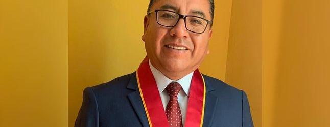 Ocho años de cárcel para vicegobernador de Huancavelica por corrupción.!!