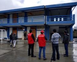 Contraloría detecta más de un millón de perjuicio por deficiente construcción de colegios en Tayacaja.!!